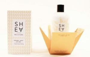 custom shape skincare packaging