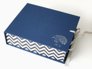album box with special style