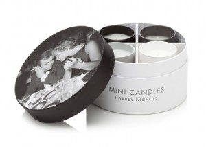 boxes for candles with divider