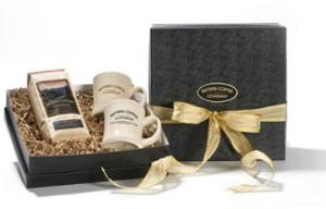 coffee mug gift box set