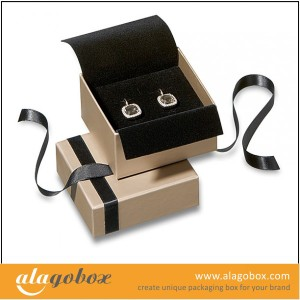 earring boxes with lid