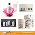 skin care packaging collection