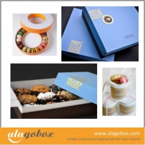 cookie boxes collection