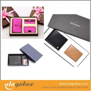 wallet gift box collection