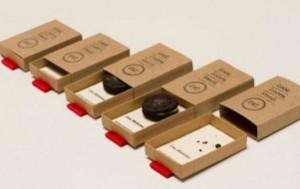hotel cookie packaging