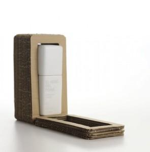 corrugated paper protection design for olive