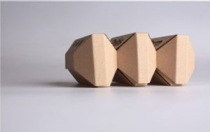 6 pieces cardboard egg boxes