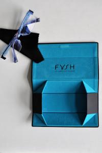 foldable box for eyewear