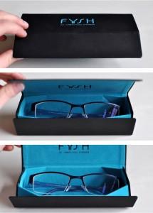foldable eyewear box