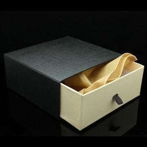 high end drawer box for belt