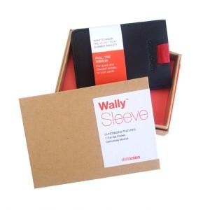 kraft paper box for walllet