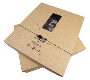kraft paper shirt packaging