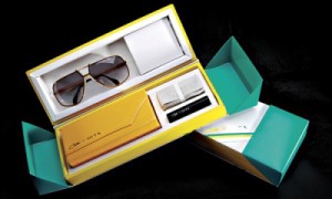 custom sunglasses set box
