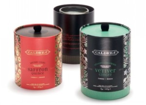 luxury candle box