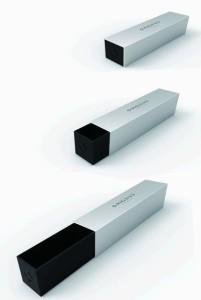 slide drawer box for eyewear