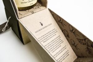 special design olive packaging