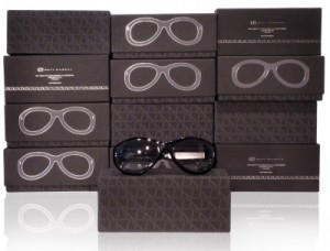 top and bottom box for glasses