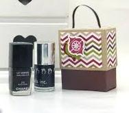top and bottom box for nail polish