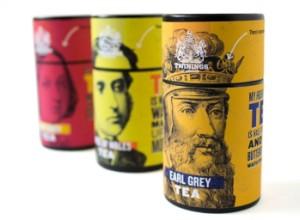 round tea boxes