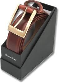 unique belt gift box