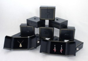 double door earring gift boxes