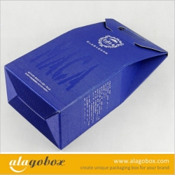wine box corrugated paper