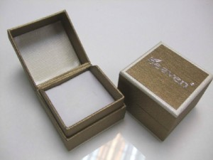 joint paper box for watch