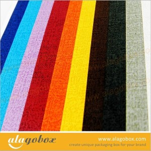 textured paper material for paper box