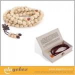 buddha beads necklace gift box