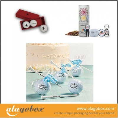 golf ball packaging collection