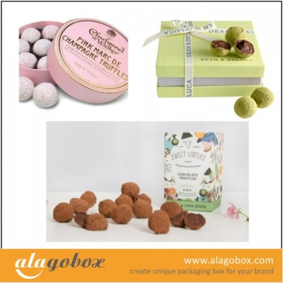 truffle packaging collection