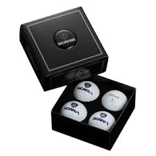 golf ball box with square paper box