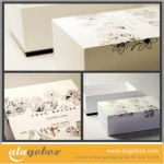 reed diffuser rigid paper box collection