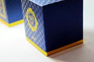 distinctive candle luxury box design