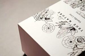 luxury reed diffuser rigid box premium paper