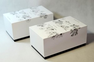 luxury reed diffuser rigid box