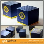premium paper box for candle collection