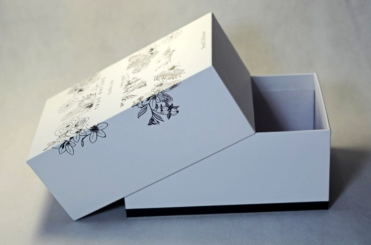 premium rigid box for reed diffuser