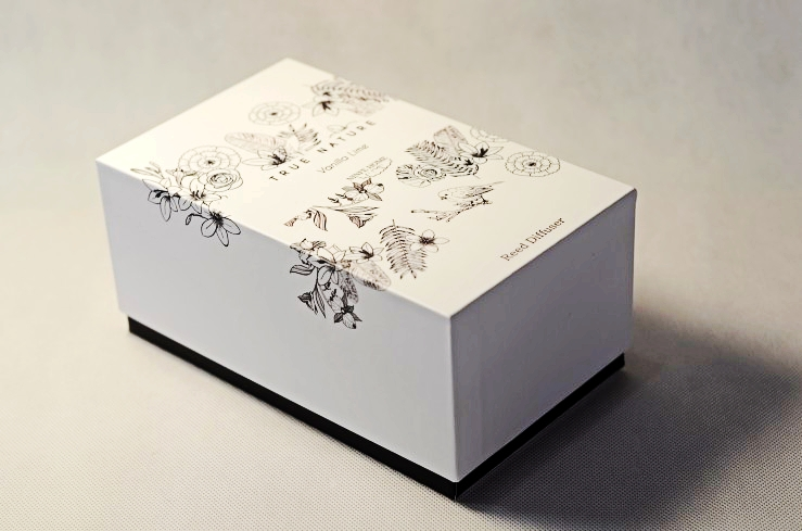 top and bottom box for reed diffuser