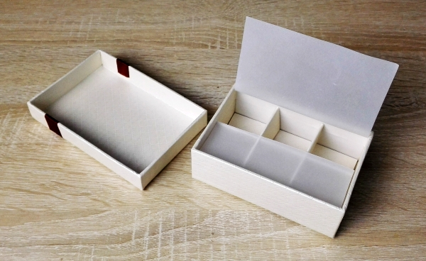 6 pc assorted chocolate boxes