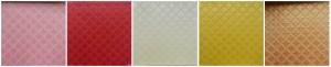 diamond shape pattern paper collection