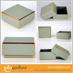 high quality jewelry rigid box collection