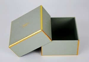jewelry packaging box top and bottom cover