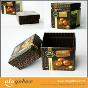 brown truffle box collection