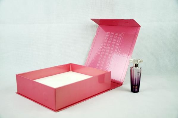 paper beauty box for bottle