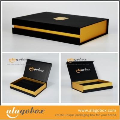 custom rigid box for car nano paint coating collection