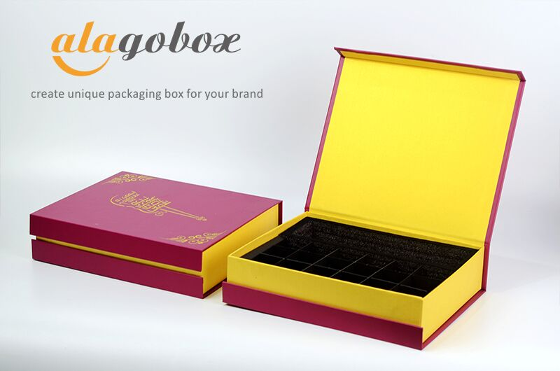 box of chocolates bookstyle