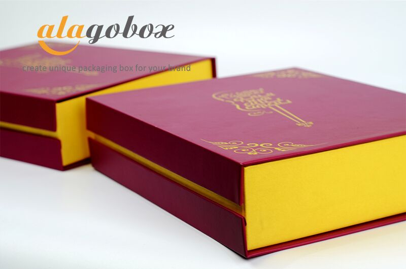 chocolate and wine boxes