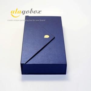envelop shape box for facial mask