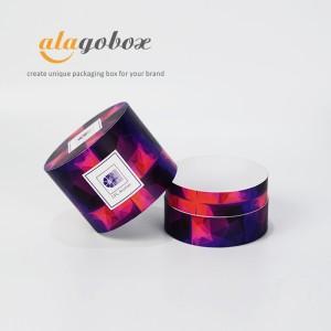 fine fragrance round boxes